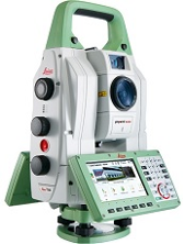 Leica Total station - Тахеометр