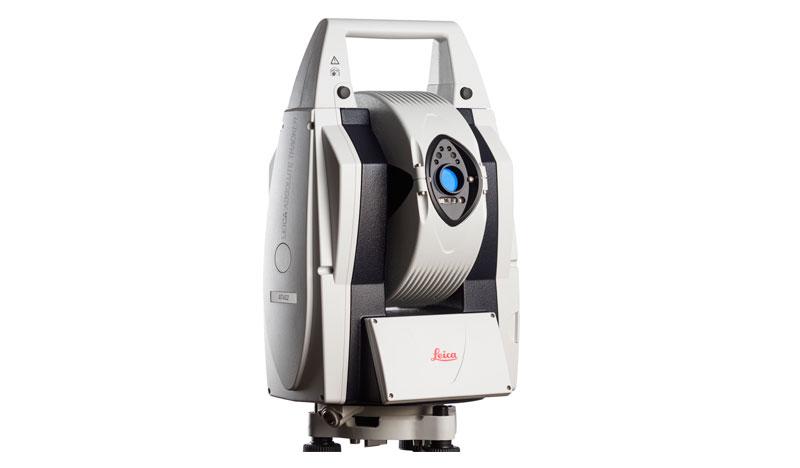 Лазерный трекер Leica AT402