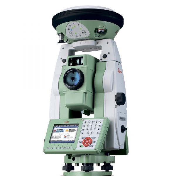 тахеометр Leica TS11